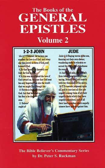 General Epistles Volume 2 Commentary By Dr Peter S