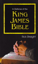 List in defense of the king james bible