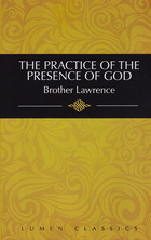 List practice of the presence of god lawrence