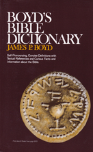 List boyds bible dictionary