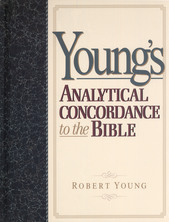 List youngs analytical concordance to the bible