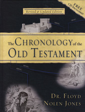List the chronology of the old testament jones