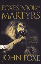 List foxes book of martyrs updated