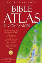 List bible atlas and companion pocket edition