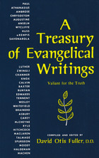 List a treasury of evangelical writings david otis fuller