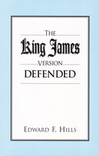 List the king james version defended edward hills