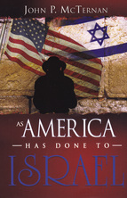 List as america has done to israel mcternan