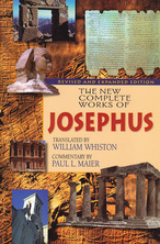 List new complete works of josephus expanded