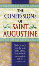 List the confessions of saint augustine