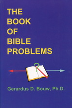 List book of bible problems bouw